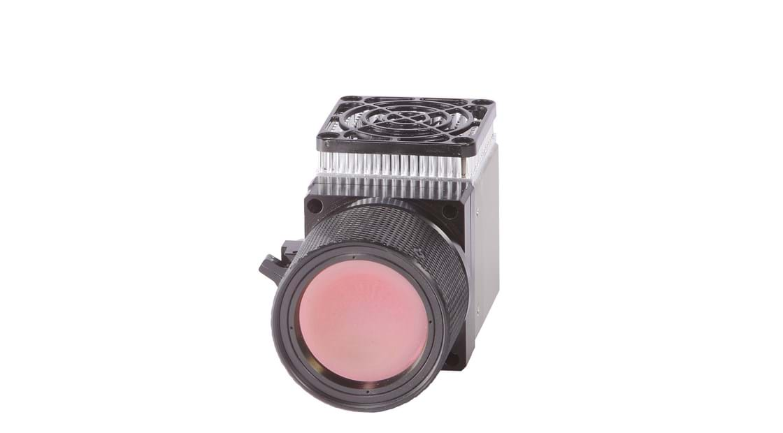 3-14 Microns Infrared Camera
